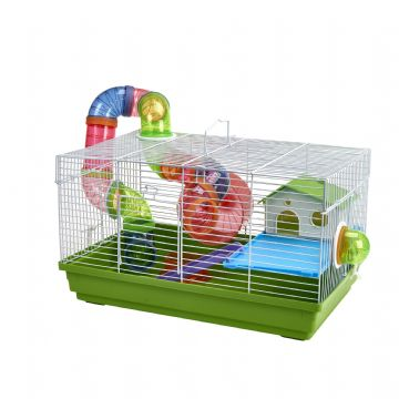 Pet Ting Green Sage Rodent Cage